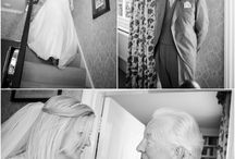 Wedding photography - bride and her father, such special moments