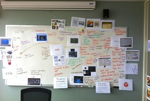 UX: Sketch Maps, Whiteboards, Brainstorming