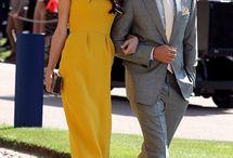 Headwear for a royal wedding