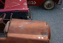 Pedal cars,trucks,&accessories / Anything in that criteria / by Joe Saffa