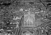 Milano ieri / Foto storiche di Milano