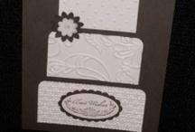 wedding cards / by Kelly Stewart