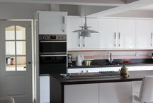 kitchen ideas / Kitchen inspiration  and dining areas created by our team!