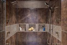 bathroom ideas / by Stephen Rice