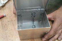 sheet metal working starters