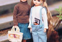 りかちゃん人形