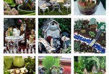 Kaydance fairy garden / Kaydance'is newest adventure