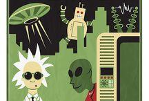 Science Fiction Stuff