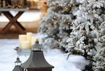 Noël - Hivers