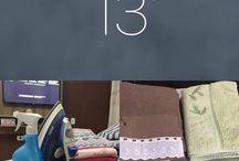 Minha casa / Organização, limpeza, decoração, adoro estar decasalimpa, amo meu lar