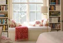 Apt Inspiration / Decor, furniture arrangement ideas, space management, etc. / by Danielle Shapira