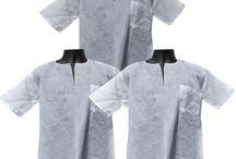 Pack Of Three Cotton Kurta For Men
