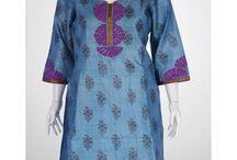 ETHNIC READY-TO WEAR GARMENTS / Ladies wear