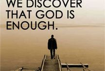 Enough / God is my ENOUGH