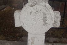 Gravestone motifs and symbols