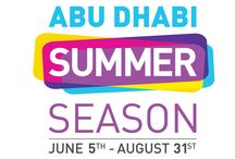 Abu Dhabi Summer Season 2014 / Abu Dhabi Summer Season – three mega months of entertainment running from June 5-August 31 - features blockbuster international theatre, top notch international ballet shows, film & theatre premieres, music concerts, comedy nights, illusionists, contemporary circus spectaculars, live kids shows, a FIFA World Cup extravaganza, Iftar & Suhoor offerings during Ramadan and a host of locally-produced activities in hotels, malls and attractions. @ADSummerSeason, #ADsummer