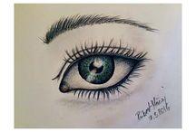 Moje kresby / My drawings