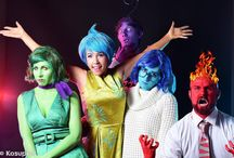 Inside Out Disney Cosplay
