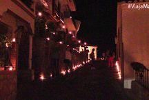 Festival de la Luna Mora de Guaro. / Para que vivas la Luna Mora de Guaro desde casa. Tradición, costumbres, gastronomía. ¡Delicioso!