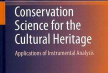 Conservación y Restauración. Enlaces y fotos.