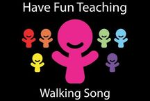 Shake break / Great songs to get wiggles out with early childhood students.