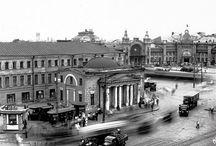 небесная Москва