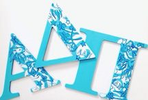 First. Finest. Forever.  / All things crafty and ADPi.  / by Lauren Gerhardt