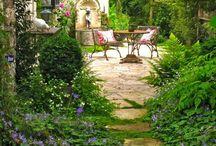 garden anglais