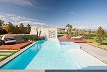 Swimming Pools / Ideas for tiling your new swimming pool.