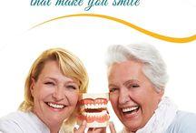 Dentures / Explore all about Dentures