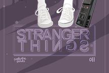 • Riverdale & Stranger things •