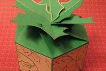 Krabičky - Vánoce