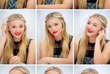 Elise Style Cues / Fashion, Heath, Hair teenager