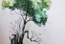 Alena stromy