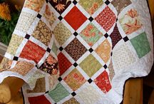 charm pack quilts / by carol clemmons