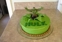 Hulk / Cakes