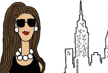 City Girl in Pearls / Blog posts!