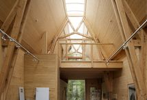 Cabins etc. / Cabins, rustic environments and architecture