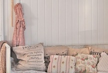 Mood Board: Shabby / A board celebrating the shabby chic style!