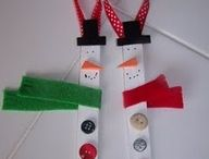 kids crafts xmas