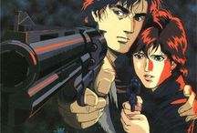 Mangas   City Hunter / City Hunter, Nicky Larson stuf