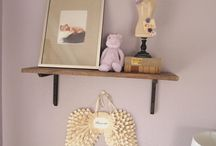 Baby Girl Nursery / by Sandi Martin