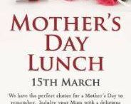 Special Occasions / We celebrate everything from Mothers Day to Halloween here!
