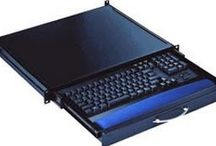 Rackmount Keyboards / Get best deals on Rackmount Keyboards, Rackmount LCD Keyboard and 1U Rackmount Keyboard Drawer.