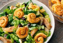 Salades : Salads