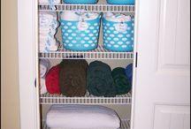 A Clean + Organized Home