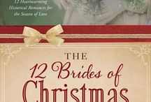The 12 Brides of Christmas - collection / Get the complete collection to hold in your hands! Twelve Christmas love stories that will warm your heart.
