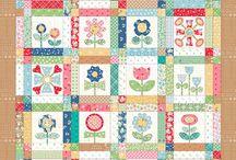 Quilts, 1930 Fabrics