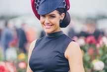 Melbourne Cup Carnival Fashion / The glamour and fun of Race Day fashion.... Including a lot of hats.