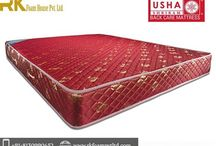 Usha Shriram Mattress / Are you looking for both #back and #stomach sleepers? Then your search ends here. We at R. K Foam House Pvt. Ltd.